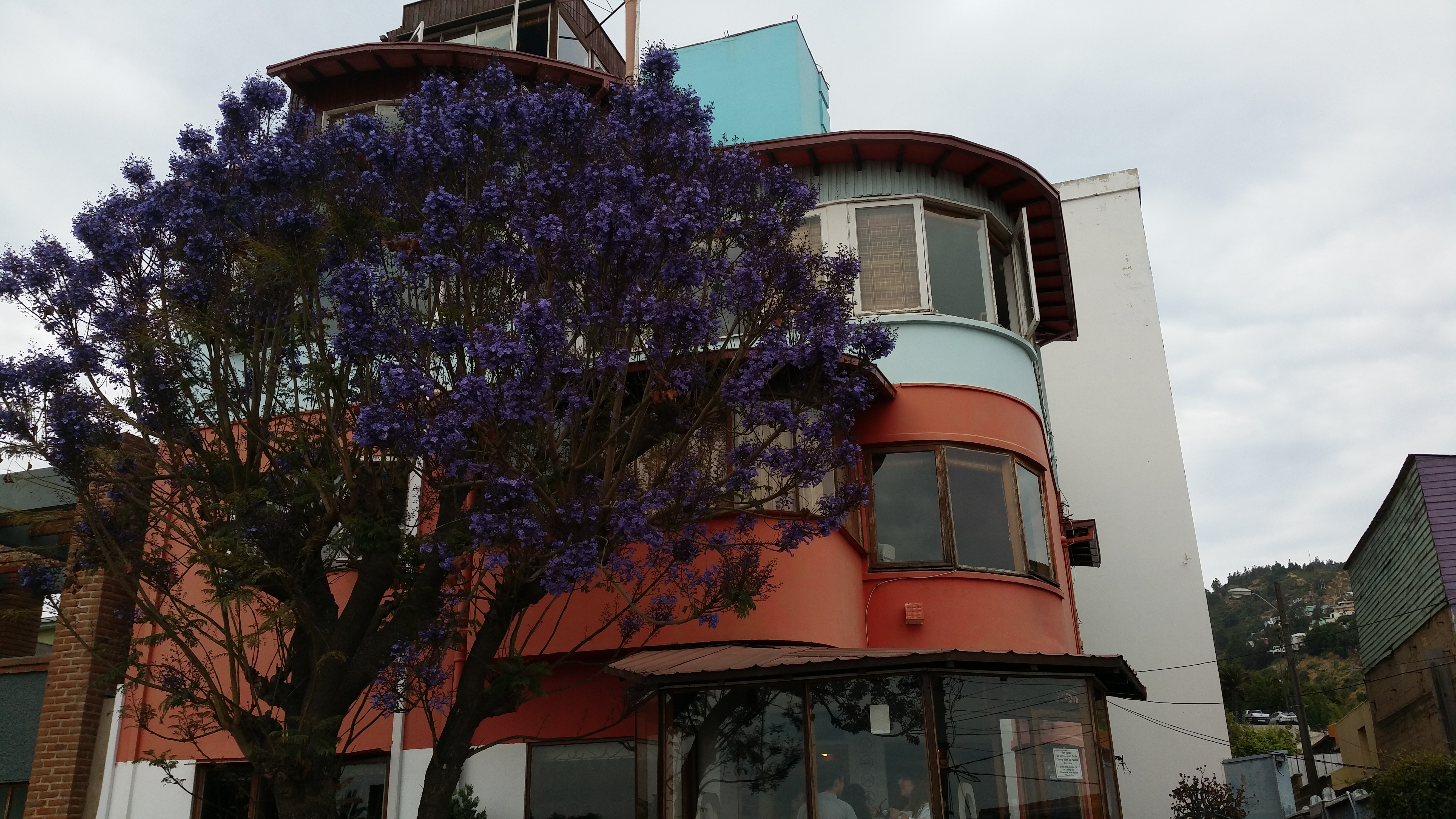 Pablo Nerudas Haus