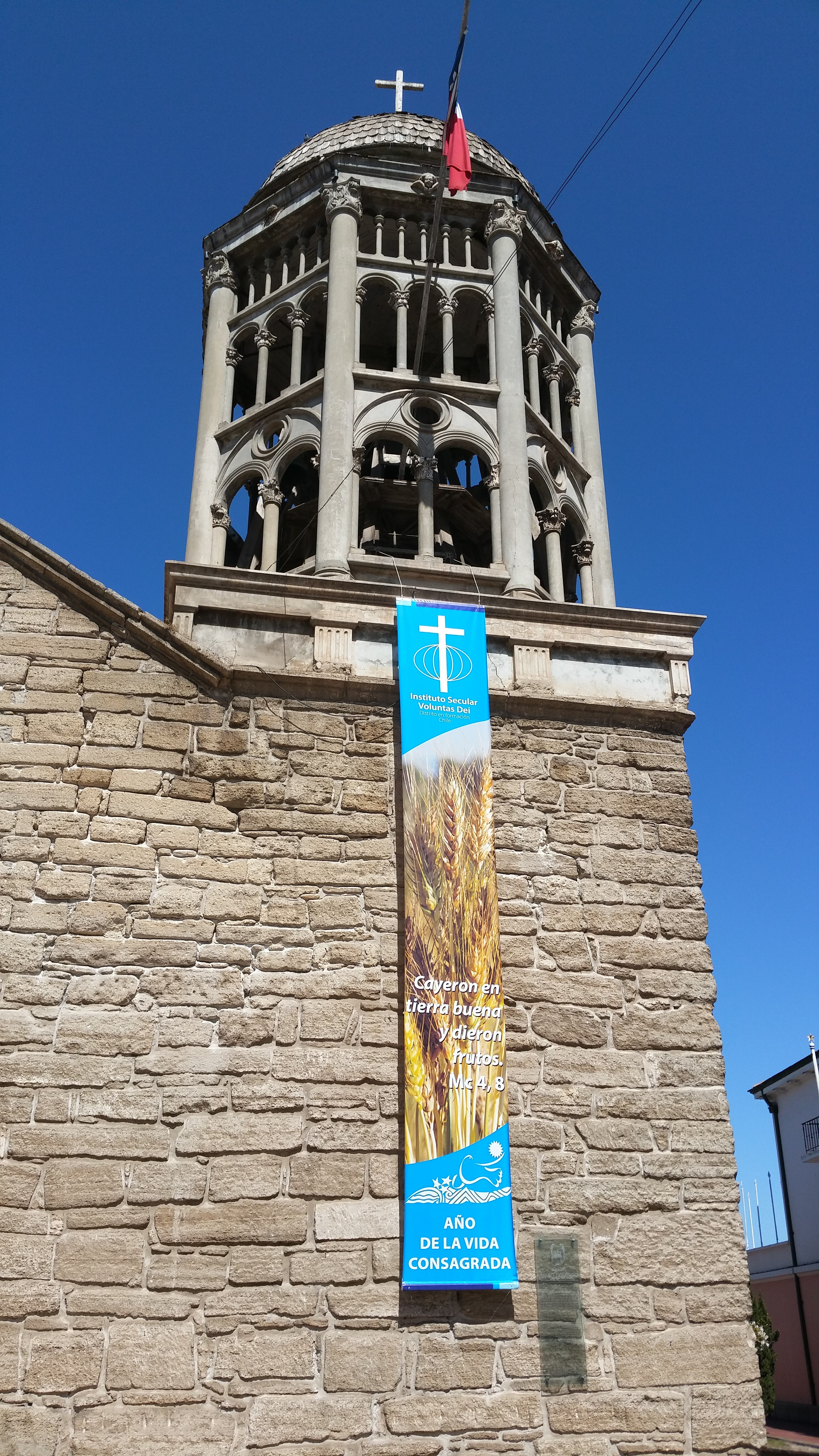 Kirche La Serena